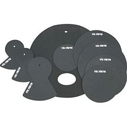 Vic Firth MUTEPP4 Mute Pack for Fusion Kit