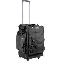 Arriba Cases AC165 Rolling Lighting Fixture Bag