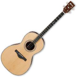 Ibanez AVT1-NT Artwood Vintage Series 4 String Tenor Acoustic Guitar in Natural High Gloss