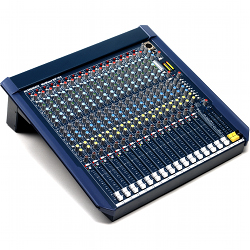 Allen & Heath WZ31602 MixWizard3 16:2 Desk / Rack Mount All-Purpose Console Mixer