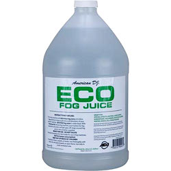 American DJ EcoFogG 1 Gallon of ECO FOG Fog Juice