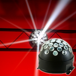 American DJ Starball LED Mirrorball-Like Effect Light