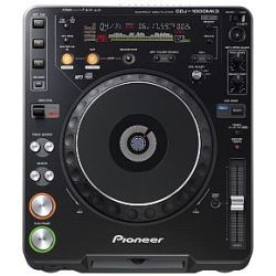 Pioneer CDJ1000MK3 Tabletop CD player-BLOWOUT ONLY 1 LEFT!!