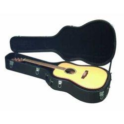 RockCase RC10609B4 Hardshell Acoustic Guitar Case