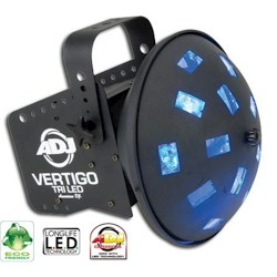 American DJ Vertigo TriLED Effect Light