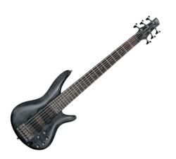 ibanez sr706 tk 6 string right hand electric bass guitar discontinued clearance acclaim. Black Bedroom Furniture Sets. Home Design Ideas