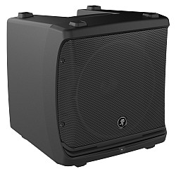 Mackie DLM12 2000w Powered Loudspeaker (used in 9.5 cond) with Aribba padded zipper bag (clearance center)