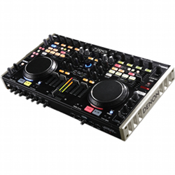 Denon DNMC6000 4 Channel, 8 Source Premium Digital DJ Controller Mixer