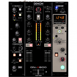 Denon DNX600 2-Channel Digital Mixer