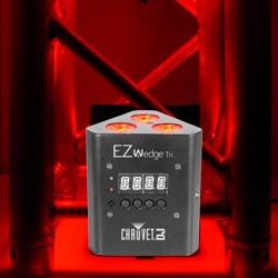 Chauvet EZ Wedge TRI Tri-Color LED Wash Light