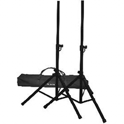 EriksonPro Stands SP320i 2 Speaker Stands and Carrying Bag