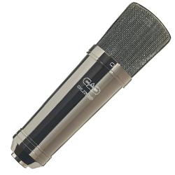 CAD Audio GXL2200BP Cardioid Condenser Microphone in Black Pearl