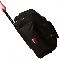 Gator GPA700A Speaker Bag with Wheels for SRM450 and Similarly Sized Speakers