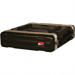 Gator GR2L Standard 2U Audio Rack Case