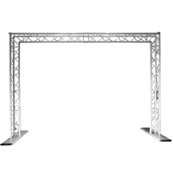 Trusst Products QT-GOAL Lightweight Triangular Truss Kit for Lights and Backdrops