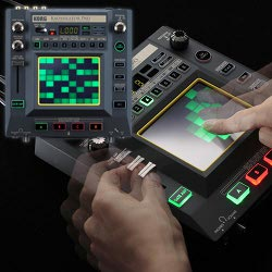 Korg KAOSSILATOR PRO Dynamic Phrase Synthesizer / Loop Recorder