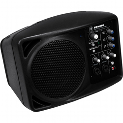 Mackie SRM150 Compact Active PA System - use with Ipod - Guitar - Microphone