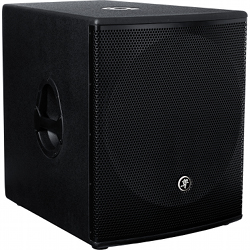 "Mackie SRM1801 1000W 18"" Powered Sound Reinforcement Subwoofer"