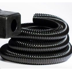Le Maitre PEASOUPERDUCT3M  3 Meter 2.5 In ID duct hose for PEASOUPER