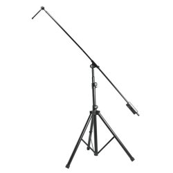 """On Stage Stands SB9600 Tripod Studio Boom with 7"""" Mini Boom Extension"""