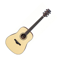 Ibanez AW3010LG Natural Low Gloss Acoustic Guitar (discontinued clearance)