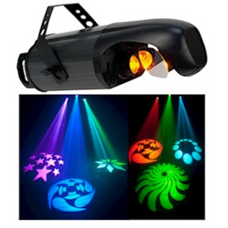 American DJ Inno-Scan-Led HI POWER LED Stage Light SCANNER (discontinued clearance)