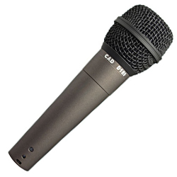 CAD Audio D189 Supercardioid Dynamic Handheld Microphone