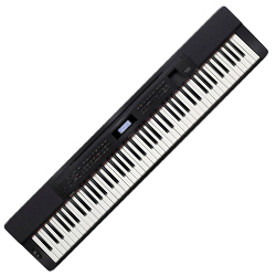 Casio PX350BK Privia 88 Key Hammer Action Digital Piano (discontinued clearance)