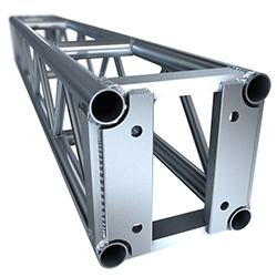 Tour Truss AT1206 6 Foot Square of 12x12 foot Bolt Truss Section