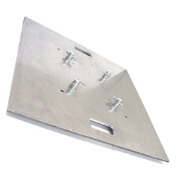 Tour Truss STBASE20A 20x20 Inch Aluminum Base Plate