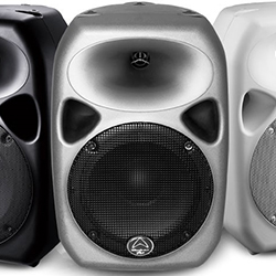 Wharfedale Pro Titan 12-Grey 12 Inch Two Way Passive Speaker in Grey