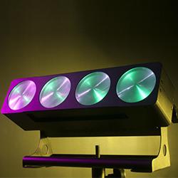American DJ DOTZ-BAR-1.4 Bar Wash Light with 4 Tri COB LEDs