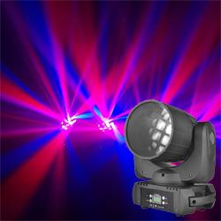 Microh DJ NEO RAY120 12x10W Cree QUAD Multi Effect Moving Head Beam