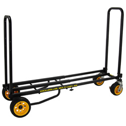 RockNRoller R16RT 34 to 52 Inch Multi-Cart Ground Glider Max 600lbs Load Capacity