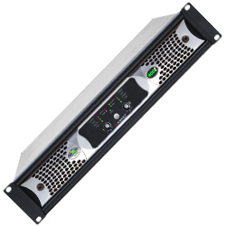 Ashly nXp4002 70V/100V Network Amplifier with Protea and 400W Per 2 Channels