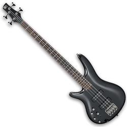 Ibanez SR300EL-IPT SR Series Left Hand 4 String Bass Guitar in Iron Pewter
