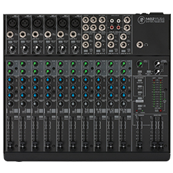 Mackie 1402VLZ4 14 Channel Compact Mixer