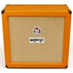 "Orange PPC412COM Compact 4x12"" 240 Watt Cabinet (discontinued clearance)"