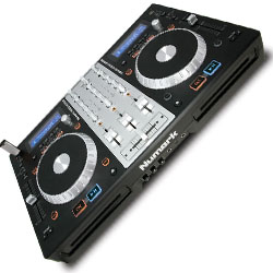 Numark MIXDECK EXPRESS 3 Channel DJ Controller with CD and USB Playback (discontinued clearance)