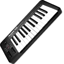 Alesis Q25 25 Note USB MIDI Keyboard Controller (discontinued clearance)