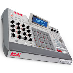 Akai MPCRenaissance Music Production Controller with Iconic MPC Sound