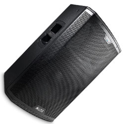 Alto Black15 15 Inch 2 Way 2400 Watt Powered Loudspeaker with Wireless Connectivity