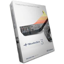 Presonus EDU Studio One Professional V1/V2 to Professional V3 Upgrade Educational Pricing on Upgrade to Pro