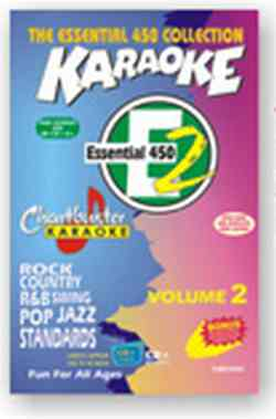 Chartbuster ESS450 Collection Vol 2 Karaoke Pack