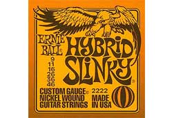 Ernie Ball Hybrid Slinky 2222