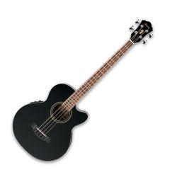 Ibanez AEB8E-BK Acoustic Electric Bass Guitar