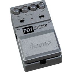 Ibanez PD7 Bass Guitar Overdrive Pedal - LIMITED QTY BLOWOUT