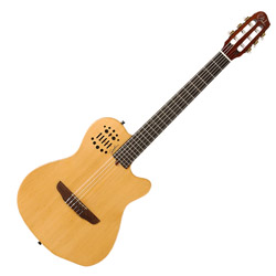 Godin 032150 ACS Nylon Natural SG Acoustic Electric 6 string guitar with bag