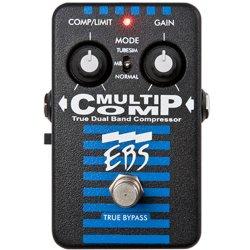 EBS-MC MultiComp 9 Volt compressor Bass Pedal