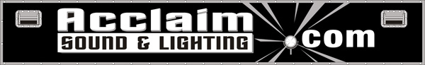 Acclaim Sound and Lighting Canada